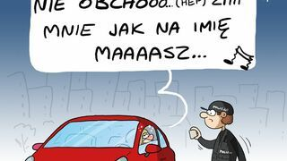 Pijana Beata Kozidrak