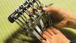 Obcinacz do wszystkich paznokci jednocześnie