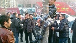 Po imprezie w Chinach