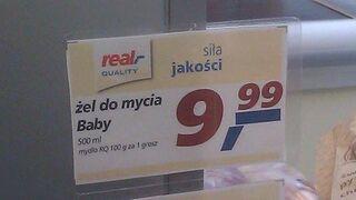 """""""Żel do mycia Baby"""""""