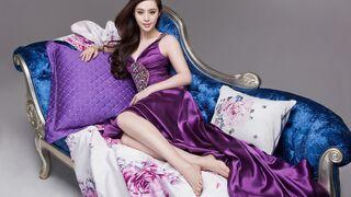 Orientalny fiolet - Fan Bingbi