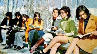 Irańskie studentki (rok. 1970)