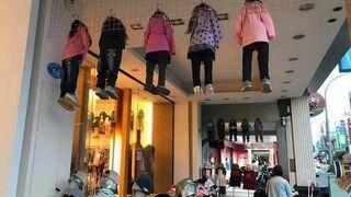 Tymczasem w sklepie dla dzieci
