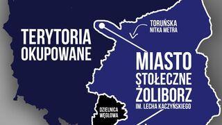 Nowy projekt rozbudowy Warszawy