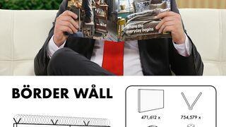 """""""Mur"""": IKEA oferuje Trumpowi niedrogie rozwiązanie"""