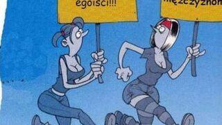 Feministki i ich logika