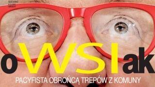 "Okładka ""oWSIak"" - Gazeta Polska"