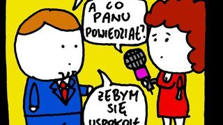 Prezydent Andrzej Duda po rozmowie z Macierewiczem