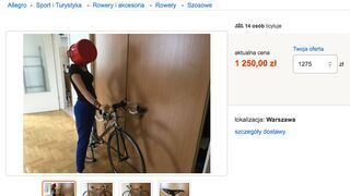 Sprzedam rower COLNAGO PRIMAVERA - ULTRA LEKK