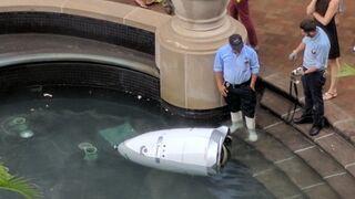 Robot od monitoringu i ochrony popełnił samobójstwo