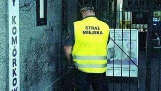 Straż miejska szczanie