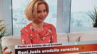 """""""...urodziła cureczkę"""" - byk w Dzień Dobry TVN"""