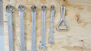 Niezbędny zestaw kluczy każdego mechanika