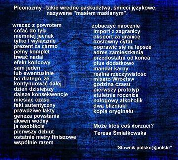 Pleonazmy