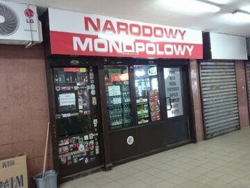 """""""Narodowy monopolowy"""""""