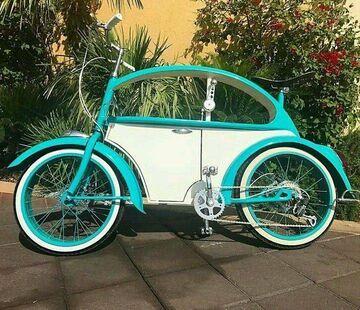Rower od Volkswagen Garbus