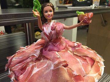 Szynka na Barbie