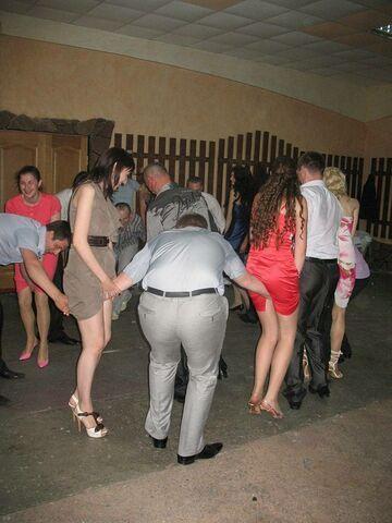 Niewinna zabawa na weselu