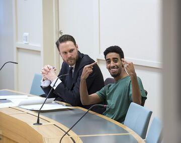 Oskarżony o potrójne morderstwo. Szwedzki sąd