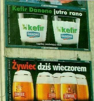 Kefir & Żywiec