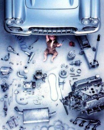 mały mechanik