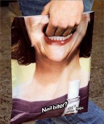 fajna reklamówka