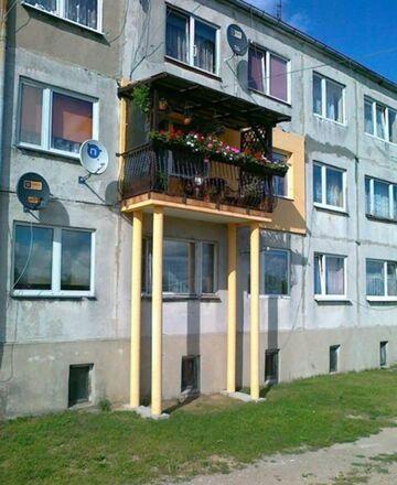 Kiedy ona musi mieć koniecznie balkon