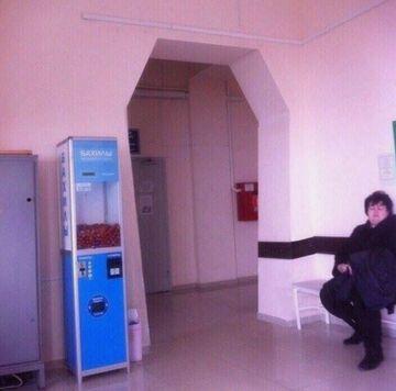 Wejście w szpitalu