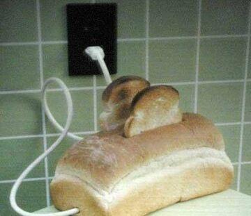 oryginalny toster