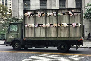 Muppety jadą do rzeźni