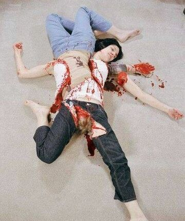 krwawa sprawa