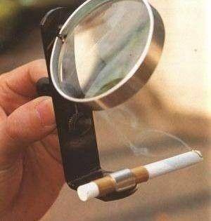 precyzyjne palenie