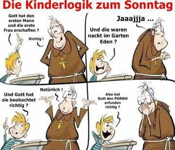Lekcja religii po niemiecku