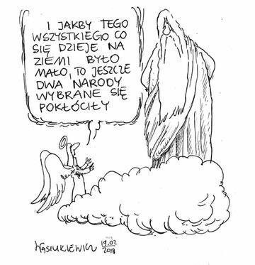 Dziś w niebie (luty 2019)