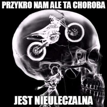 Choroba motocyklowa