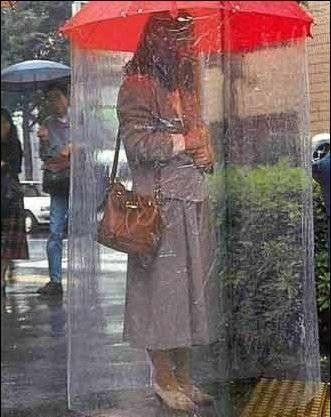idealny parasol