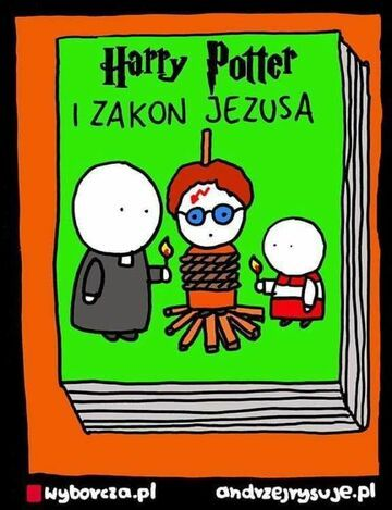 Harry Potter i zakon Jezusa