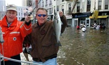Bush na rybach