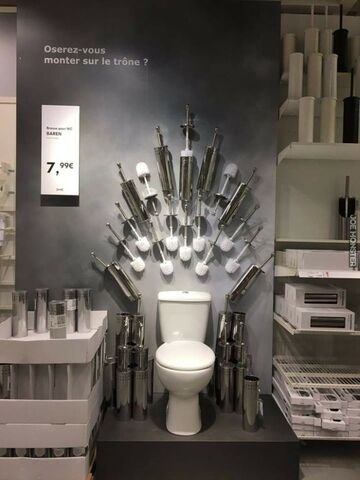 Tymczasem w Ikea