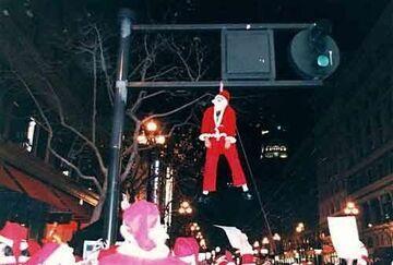 Mikołaj się powiesił