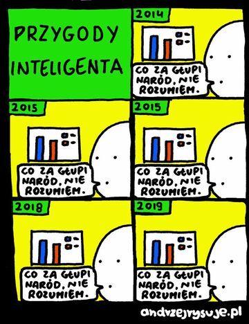 Przygody inteligenta