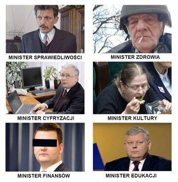 Propozycje rekonstrukcji rządu po wyborach do Parlamentu Europejskiego