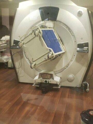 Tak działa tomograf na metalowe przemioty