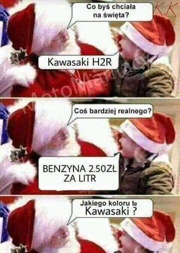 Mikołaj i prezent