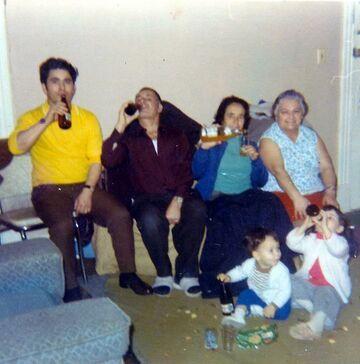 Pijana rodzinka