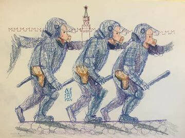 Tymczasem w Moskowii