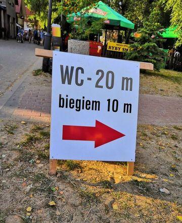 WC - 20m