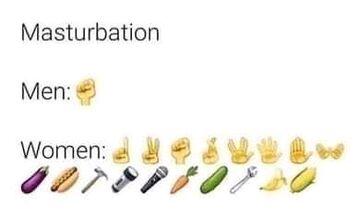 Kobieta vs mężczyzna....