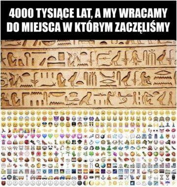 4 tyś. lat ewolucji