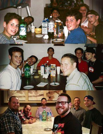 Dwadzieścia lat przyjaźni